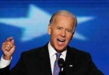 Democrats formally nominate Biden for U.S. presidential election