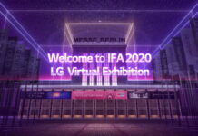 LG Opens IFA 2020 Virtual Exhibition to Public