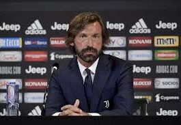 Andrea Pirlo replaces Sarri as Juventus manager