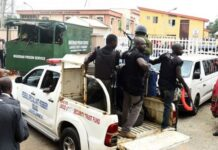 Police nab 3 over alleged armed robbery, fraud, car theft in Niger