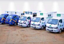 Chief Diana Chen Foundation- Wheeling Lagos Forward