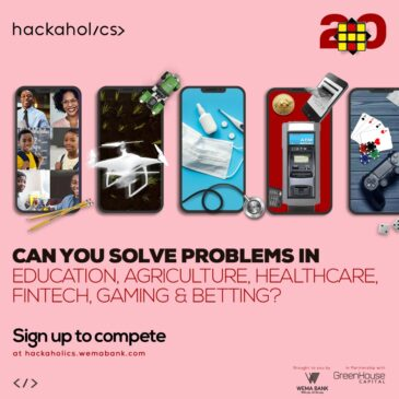 Wema Bank to Hold Innovation Challenge, offers $4000 Business Supports