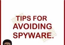 Valid Tips for avoiding spyware