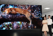 LG Micro LED Display Sets New Standard for Commercial Display Technology
