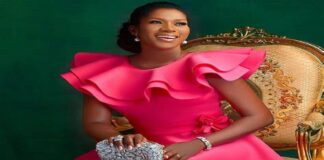 Nollywood actress Stephanie Linus debuts short film 'The Student'