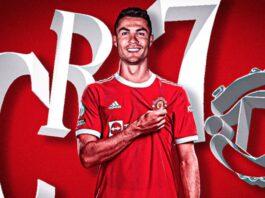 Cristiano Ronaldo Returns back to Old Trafford